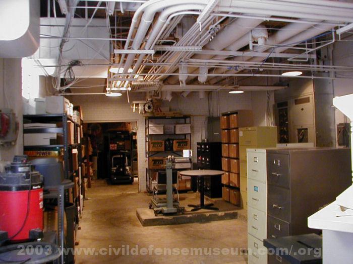 Civil Defense Museum National Fallout Shelter Program