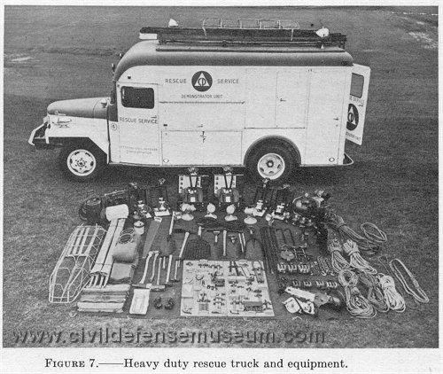 civil defense museum rescue service. Black Bedroom Furniture Sets. Home Design Ideas